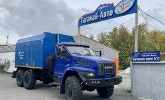 Передвижная паровая установка ППУ 2500/160 Урал NEXT 4320-74Е5 (насос KOPPER Pumps PI-60) купить от производителя