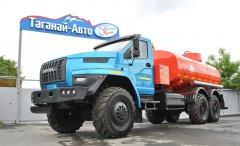 Автотопливозаправщик АТЗ-12 Урал 4320-6952-72Г38 NEXT купить от производителя
