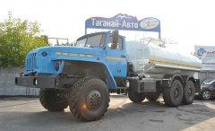 АЦПТ-9,5 Урал 4320-1951-72