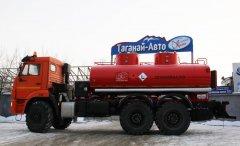 Автотопливозаправщик АТЗ-10/2 Камаз 43118 купить от производителя