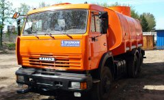 Автотопливозаправщик АТЗ-12 Камаз 65115 купить от производителя