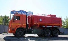 Автотопливозаправщик АТЗ-17 Камаз 65115 купить от производителя