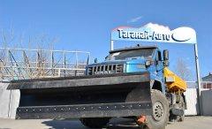 Аэродромная комбинированная поливомоечная машина АКПМ-3У Урал 43206 купить от производителя