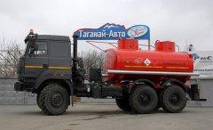 Автотопливозаправщик АТЗ-10/2 Урал-5557-4551-80 купить от производителя