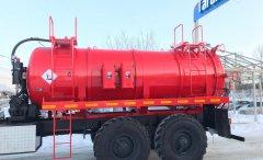 Автоцистерна вакуумная АКН-10 ОД Урал 4320-4972-80Е5 купить от производителя