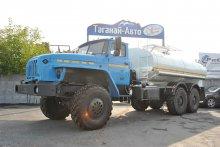 Пищевая автоцистерна АЦПТ-9,5 Урал 4320-1951-72 купить от производителя