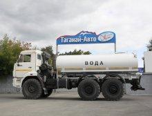 Автоцистерна для технической воды АЦВ-10 Камаз 5350 купить от производителя