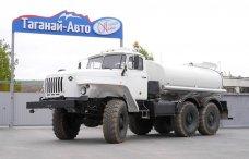 Пищевая автоцистерна АЦПТ-8 Урал 5557 СЦЛ-00 купить от производителя