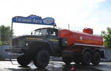 Автотопливозаправщик АТЗ-12 Урал 432007-4961960-30