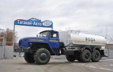 Пищевая автоцистерна АЦПТ-9,5 Урал 4320-1912-60Е5 купить от производителя