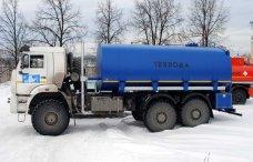 Автоцистерна для технической воды АЦВ-16 (18) Камаз 6520 (6522) купить от производителя