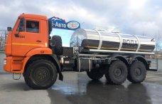 Пищевая автоцистерна АЦПТ-8 Камаз 43118-50 купить от производителя