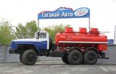 Автотопливозаправщик АТЗ-7,5/3 Урал-5557
