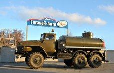 Автотопливозаправщик АТЗ-7,5 Урал 432007 купить от производителя