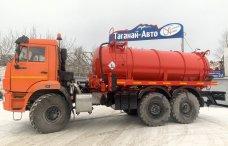 Автоцистерна нефтепромысловая АКН-10 ОД купить от производителя