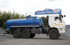 Пищевая автоцистерна АЦПТ-10 Камаз 43118 купить от производителя