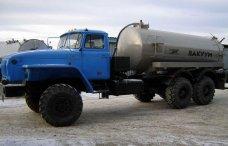 Вакуумная машина МВ-8 Урал 4320 купить от производителя
