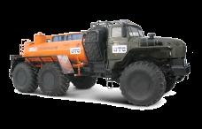 Автотопливозаправщик АТЗ-5 Урал-полярник купить от производителя