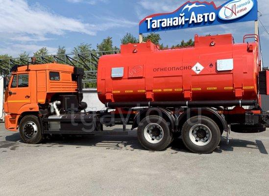 Автоцистерна нефтепромысловая АЦН-17 КАМАЗ 65115 купить от производителя