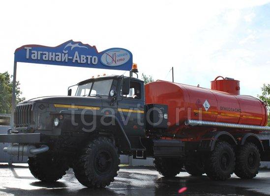 Автотопливозаправщик АТЗ-12 Урал 432007-4961960-30 купить от производителя