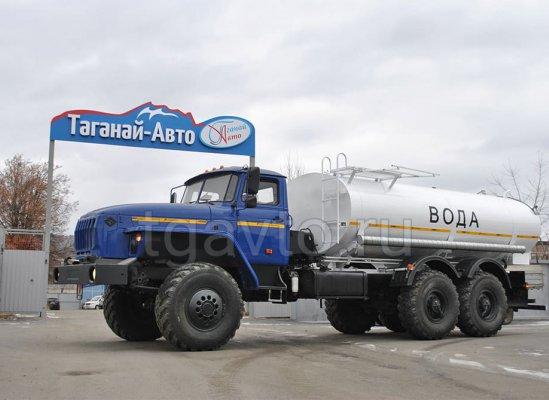 Пищевая автоцистерна АЦПТ-9,5 Урал 4320-1912-60М купить от производителя