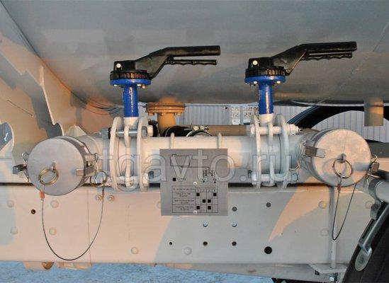 Автоцистерна для технической воды АЦВ-10,1 Урал 432007 купить от производителя