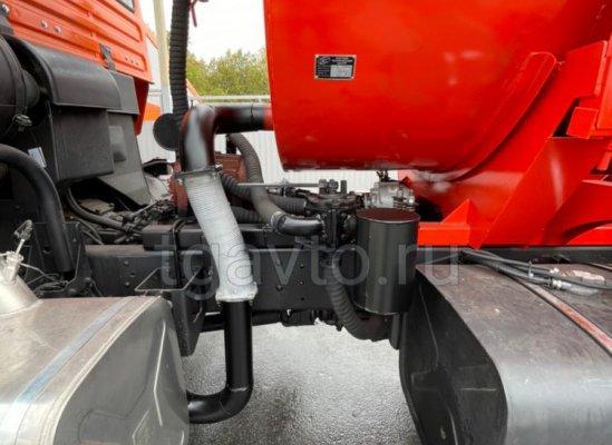 Вакуумная машина МВ-10 КАМАЗ 43118-50 купить от производителя