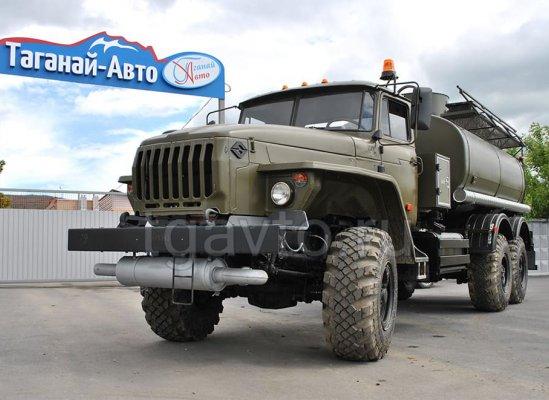 Автотопливозаправщик АТЗ-11/2 Урал 432007 купить от производителя