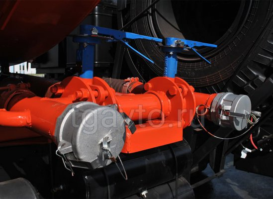 Бензовоз АЦ-10 Урал 4320 для светлых ГСМ купить от производителя