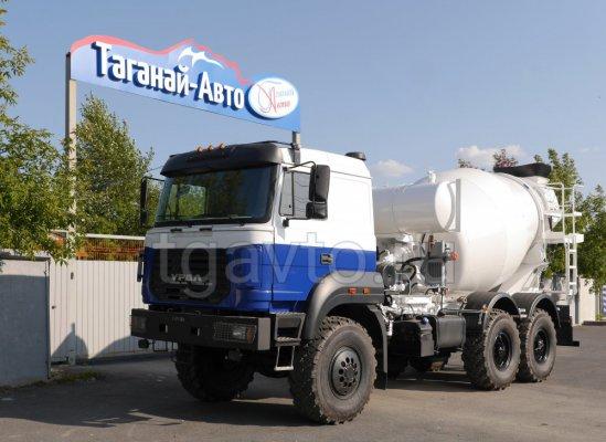 Автобетоносмеситель АБС-6 Урал 5557 купить от производителя