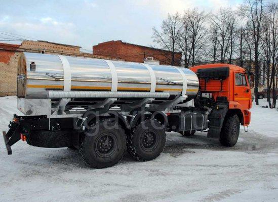 Пищевая автоцистерна АЦПТ-10 Камаз 43118-46 купить от производителя