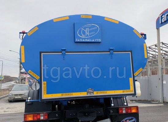 Пищевая автоцистерна АЦПТ-10 Урал NEXT купить от производителя