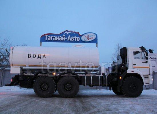 Пищевая автоцистерна АЦПТ-12 Камаз 43118 купить от производителя