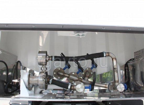 Пищевая автоцистерна АЦПТ-9,5 Камаз 43118 купить от производителя