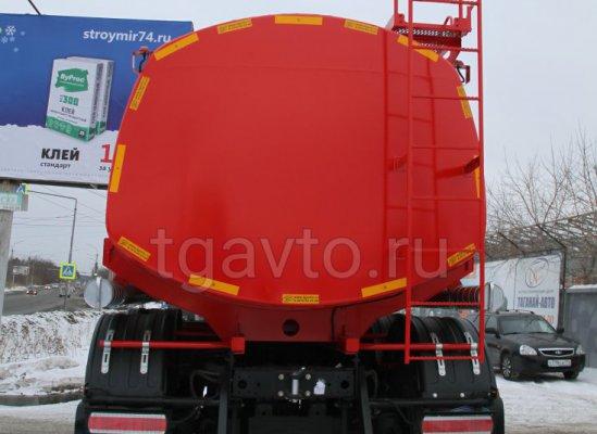 Автоцистерны для технической воды АЦВ-15 Камаз 65222 купить от производителя