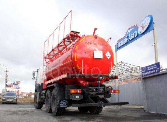 Автоцистерны для технической воды АЦВ-18 МАЗ 6317Х5 купить от производителя