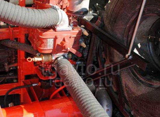 Автоцистерна вакуумная АКН-18 МАЗ 6317X5 купить от производителя