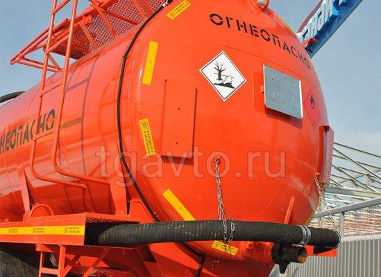 Вакуумная автоцистерна АКН-18 МАЗ 6317Х5 купить от производителя