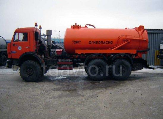 Автоцистерна вакуумная АКНС-8 Камаз 43118-50 купить от производителя