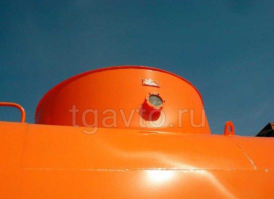 Бензовоз АЦ-12 Камаз 65111 для светлых ГСМ купить от производителя