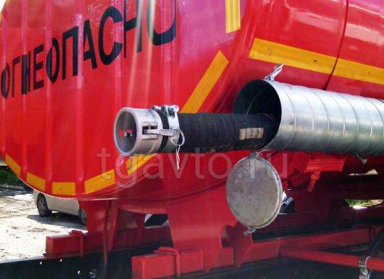 Автотопливозаправщик АТЗ-10 Камаз 43118 купить от производителя