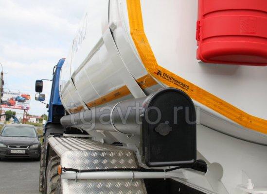 Автотопливозаправщик АТЗ-11/2 Камаз 43118 купить от производителя