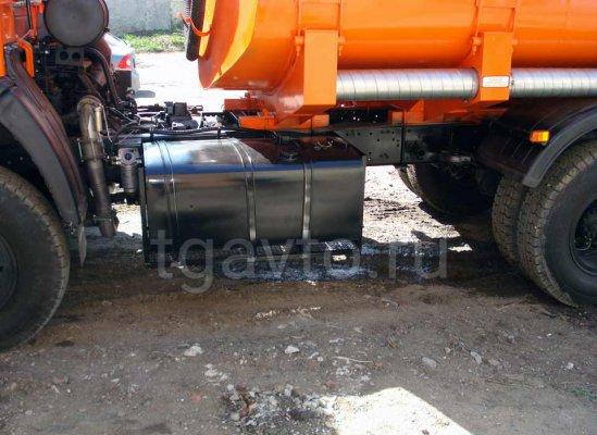 Автотопливозаправщик АТЗ-12 Камаз 65115-50 купить от производителя