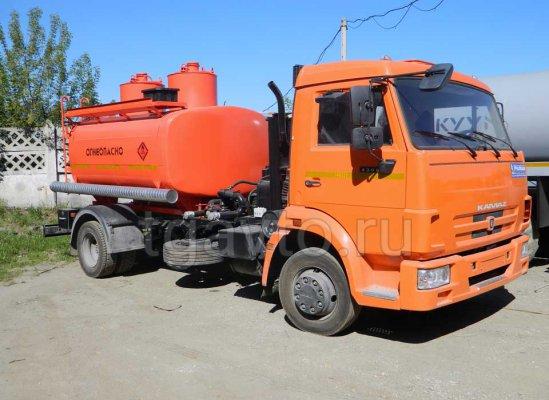 Автотопливозаправщик АТЗ-6,5 Камаз 4308 купить от производителя