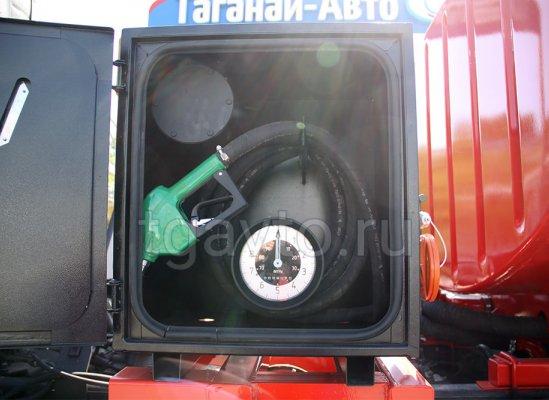 Автотопливозаправщик АТЗ-8 Камаз 43118 купить от производителя