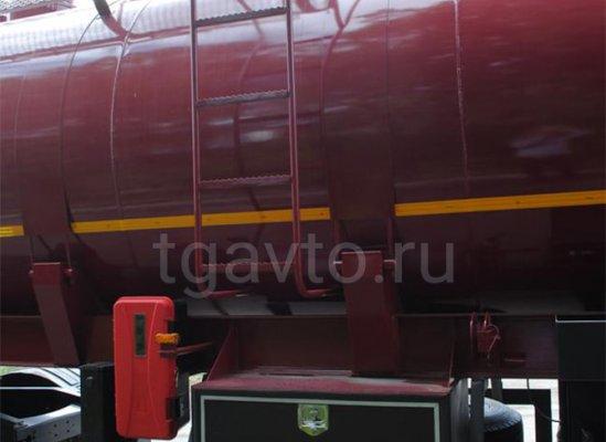 Полуприцеп-цистерна ППЦ-28-ОД АКН купить от производителя