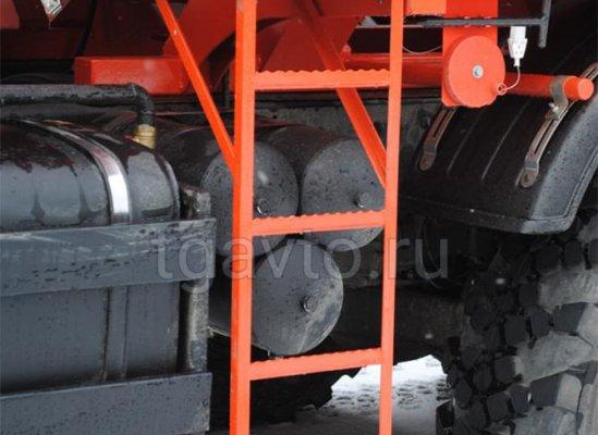 Вакуумная автоцистерна АКН-10 ОД Камаз 43118-50 купить от производителя