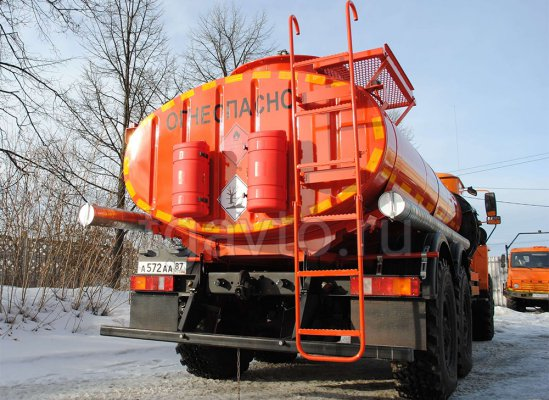 Автотопливозаправщик АТЗ-10 Урал 432007 купить от производителя