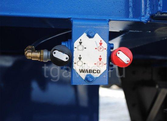 Полуприцеп-цистерна ППЦ-20 ТАЦ 96003 купить от производителя