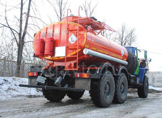 Автотопливозаправщик АТЗ-7,5 Урал 4320-1912-60М купить от производителя